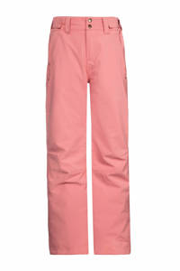 Protest skibroek Jackie roze, Think Pink