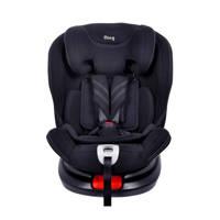 Ding Autostoel Zeno 360° Isofix 0-36kg Zwart