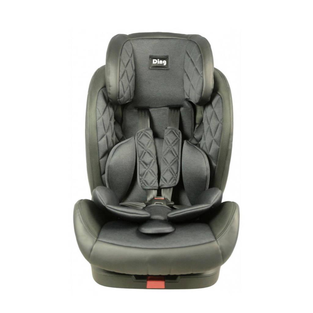 Ding Autostoel Space Isofix 9-36kg Grijs