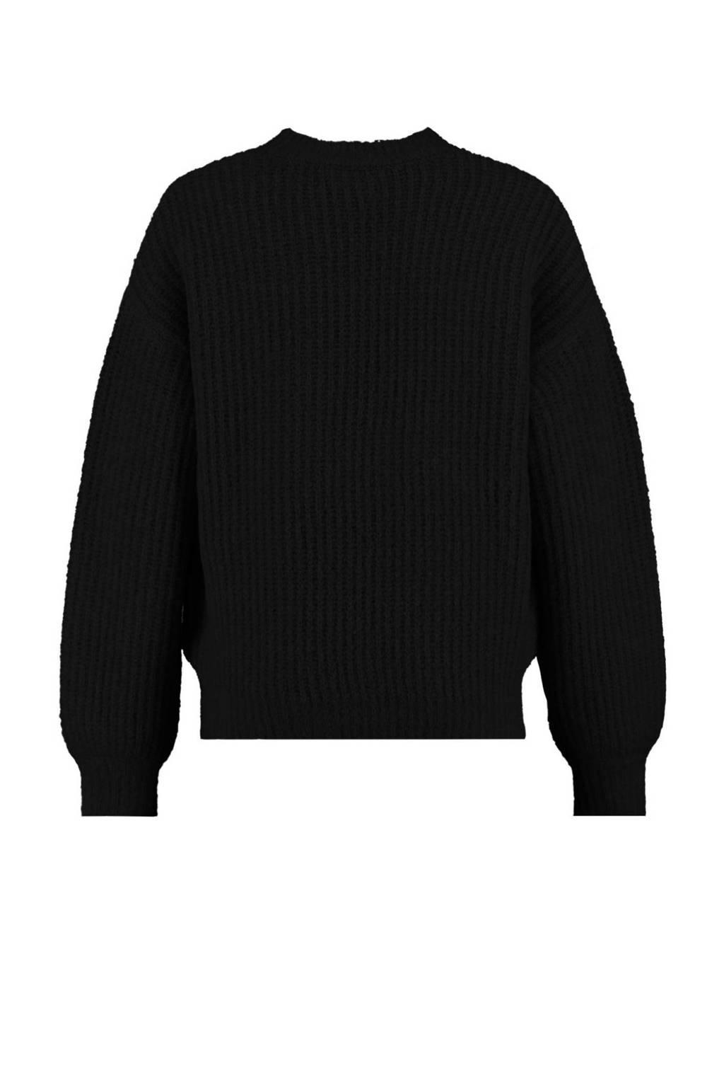 CoolCat Junior trui Kensi zwart, Zwart