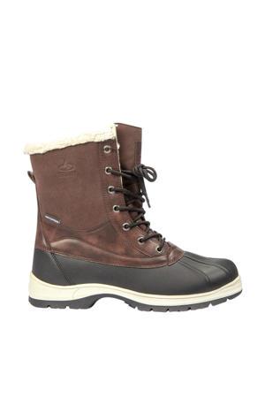 Jona  snowboots bruin/zwart