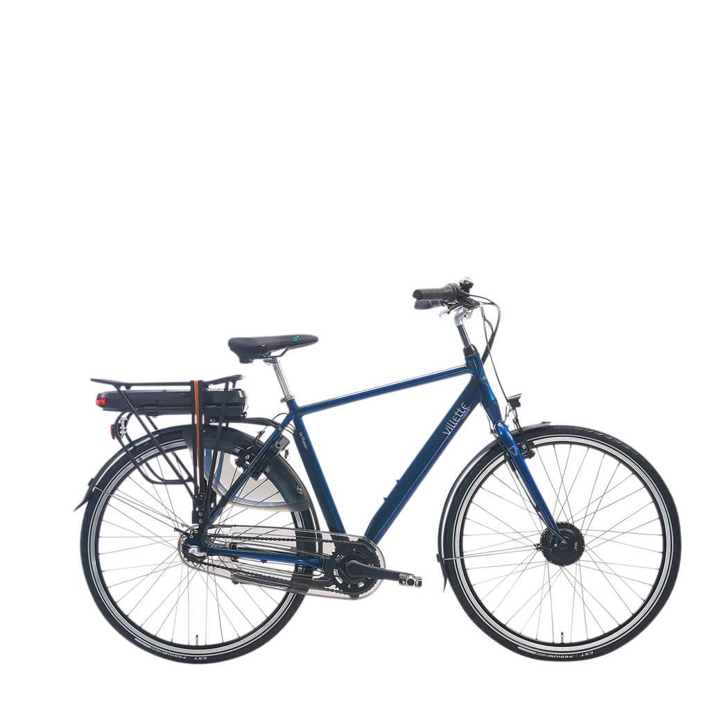 Villette le Plaisir elektrische fiets 54 cm, donkerblauw glans
