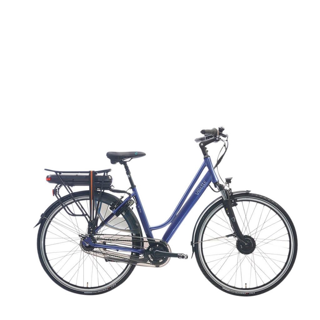 Villette la Ville elektrische fiets 48 cm, grijsblauw glans