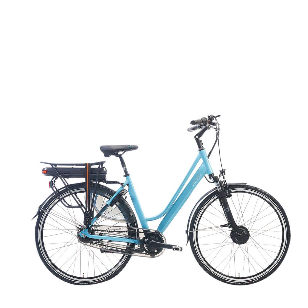 Villette la Ville elektrische fiets 48 cm, aquablauw mat