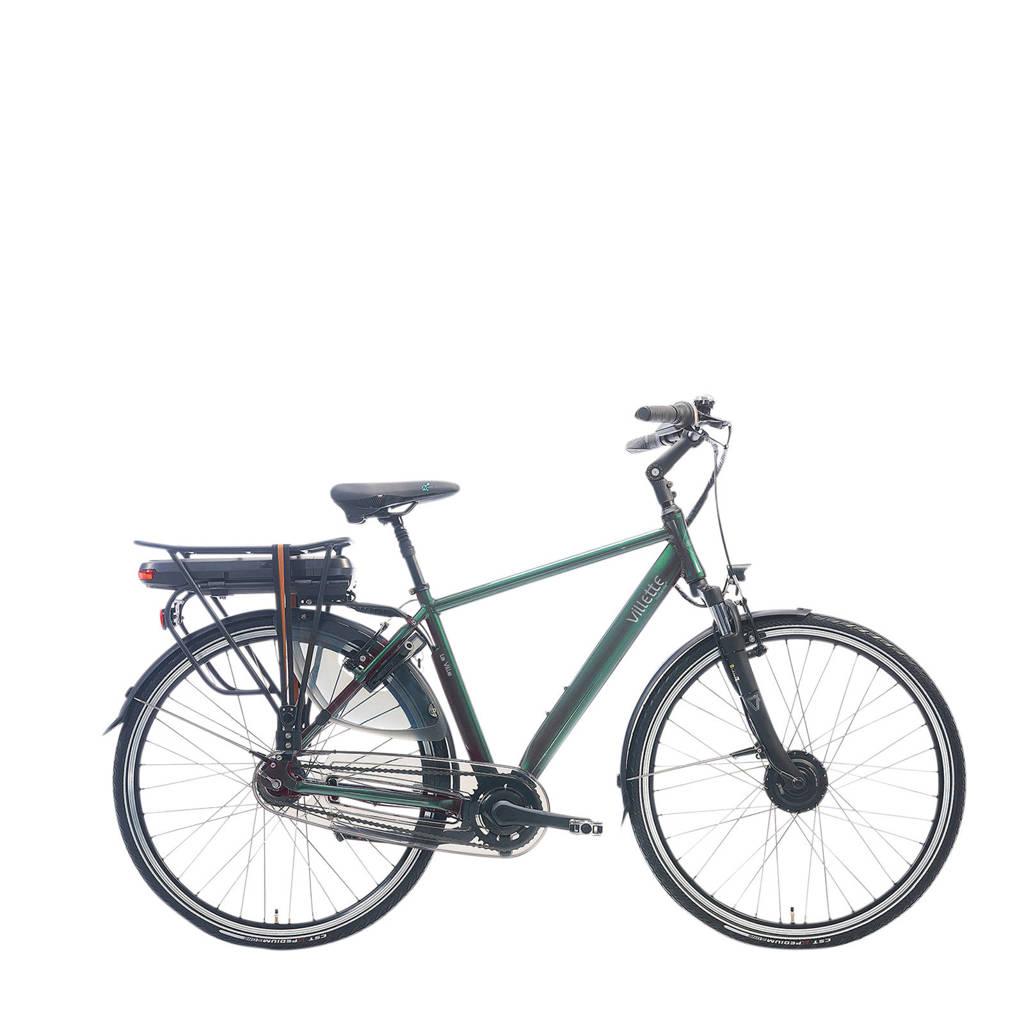 Villette la Ville elektrische fiets 50 cm, donkergroen glans