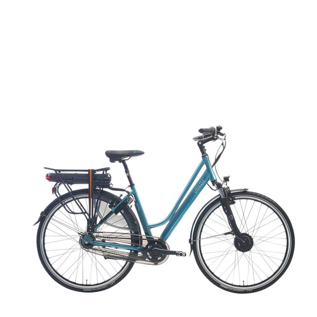 Villette la Ville elektrische fiets 51 cm, zeegroen glans