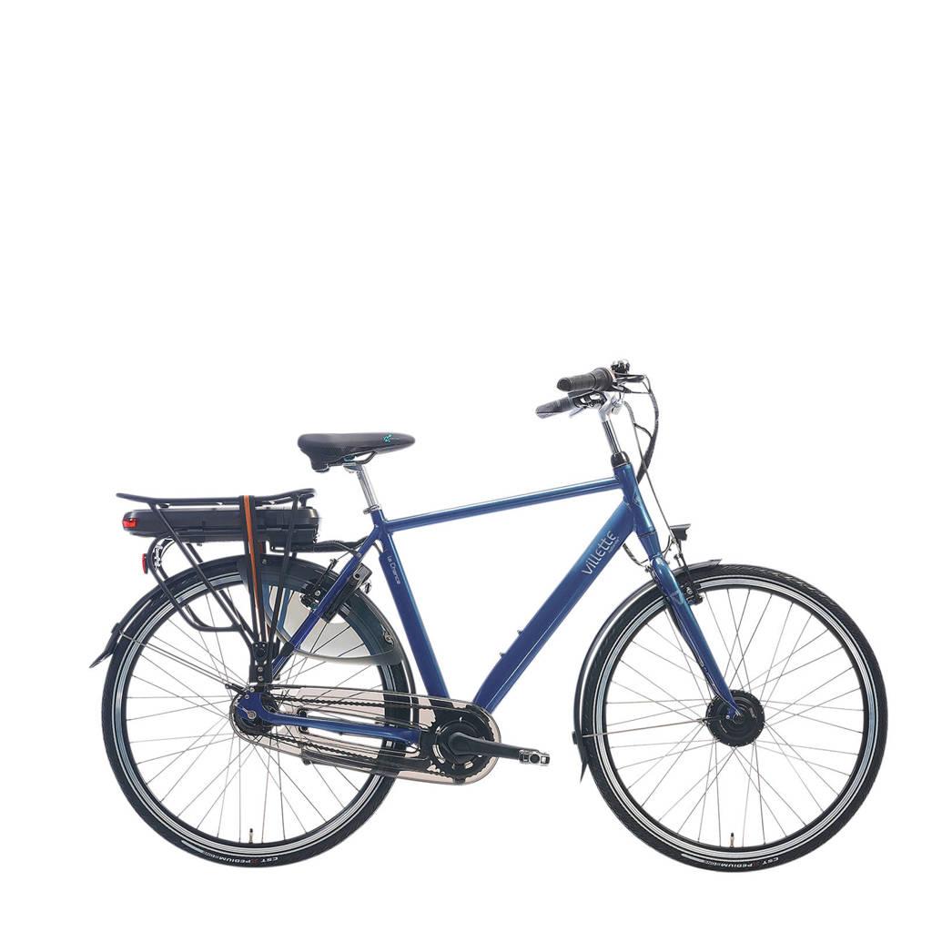 Villette la Chance elektrische fiets 54 cm, donkerblauw glans