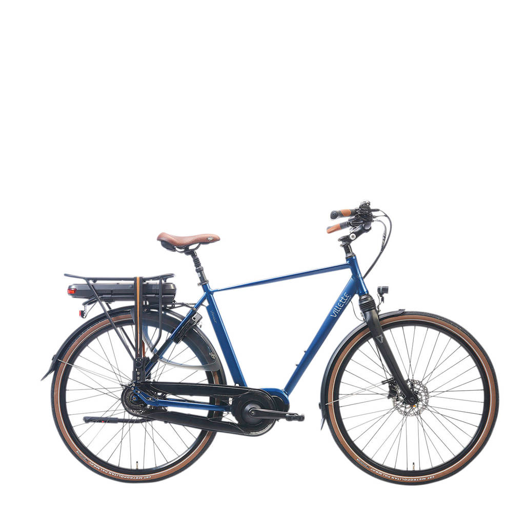 Villette l' Amour elektrische fiets 57 cm, donkerblauw mat