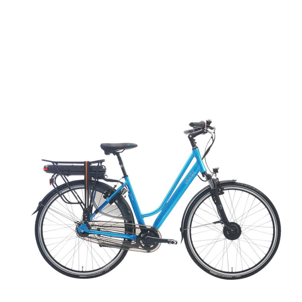 Villette la Ville elektrische fiets 48 cm, turquiose glans