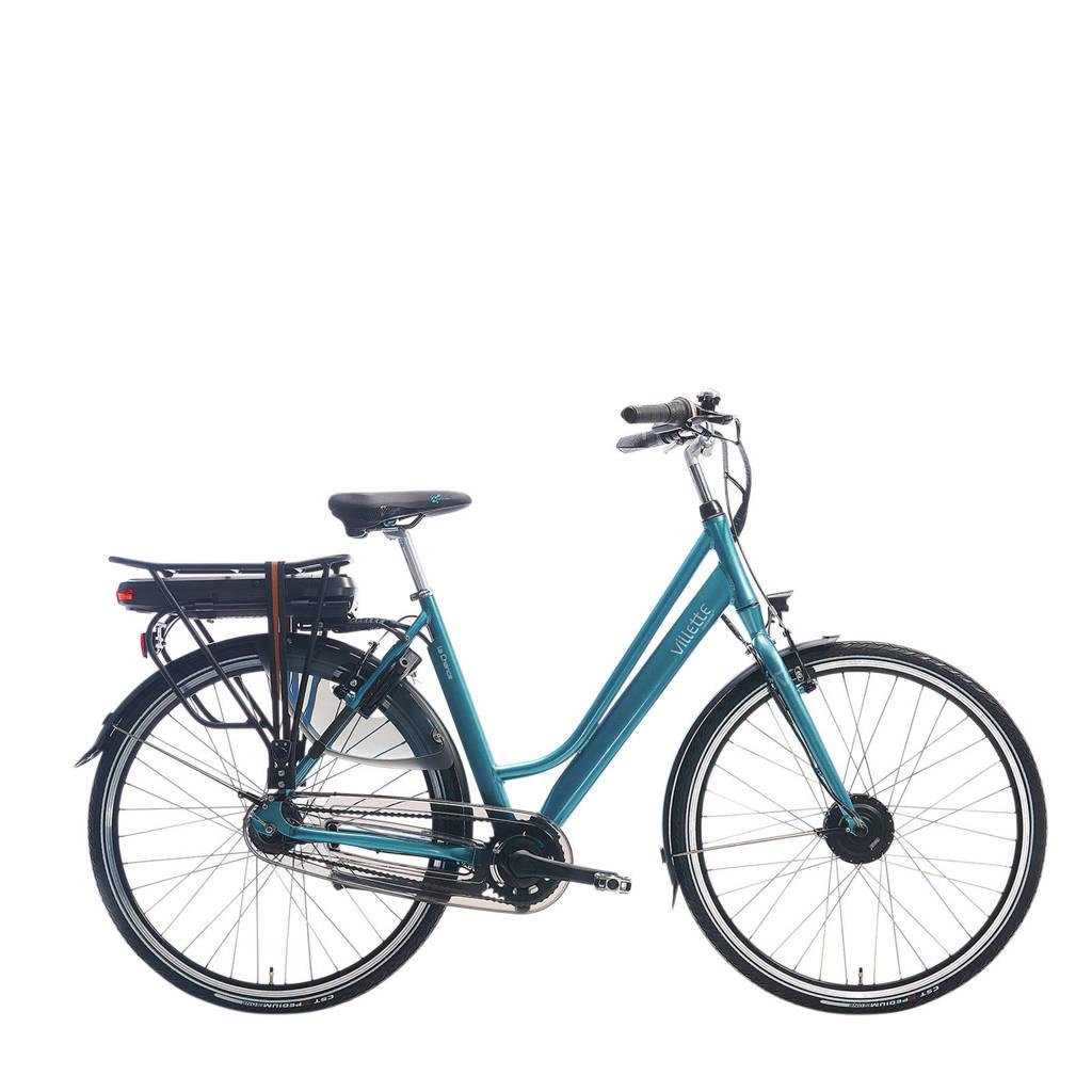 Villette la Chance elektrische fiets 54 cm, zeegroen glans