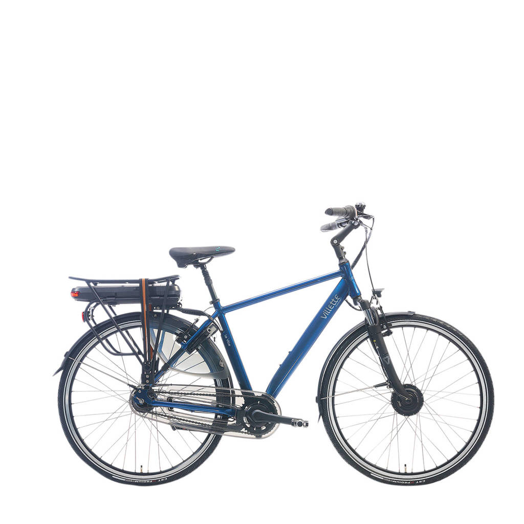 Villette la Ville elektrische fiets 50 cm, donkerblauw glans