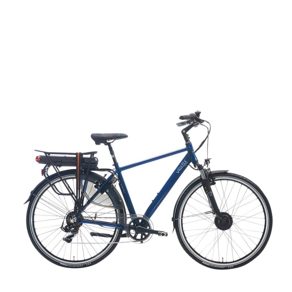 Villette le Bonheur elektrische fiets 50 cm, donkerblauw glans