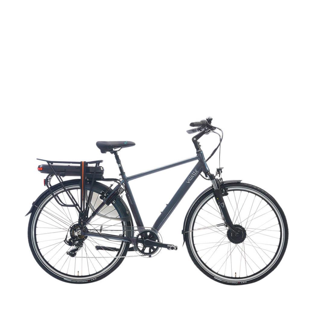 Villette le Bonheur elektrische fiets 50 cm, donkergrijs glans