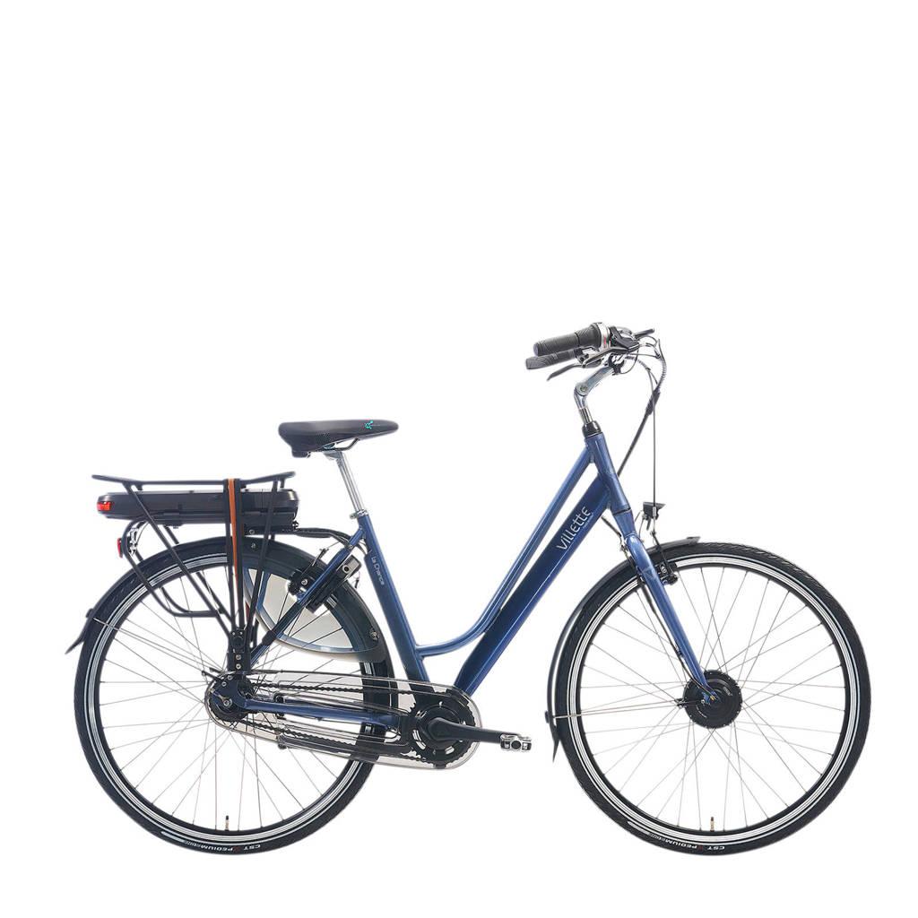 Villette la Chance elektrische fiets 51 cm, grijsblauw glans