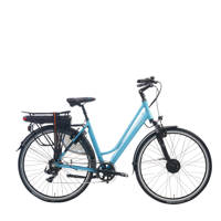 Villette le Bonheur elektrische fiets 48 cm, aquablauw mat
