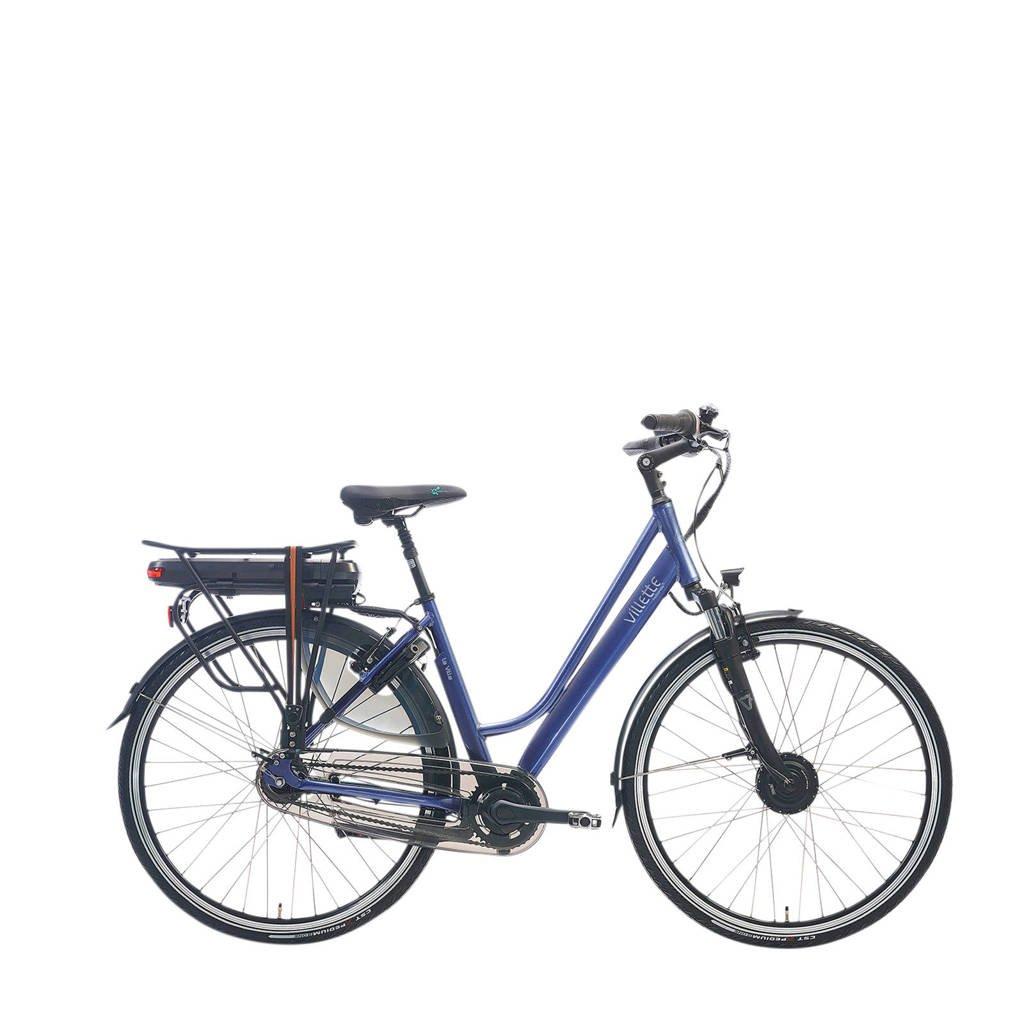 Villette la Ville elektrische fiets 51 cm, grijsblauw glans
