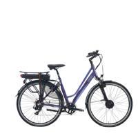 Villette le Bonheur elektrische fiets 51 cm, grijsblauw glans