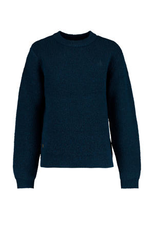 trui Kristie donkerblauw