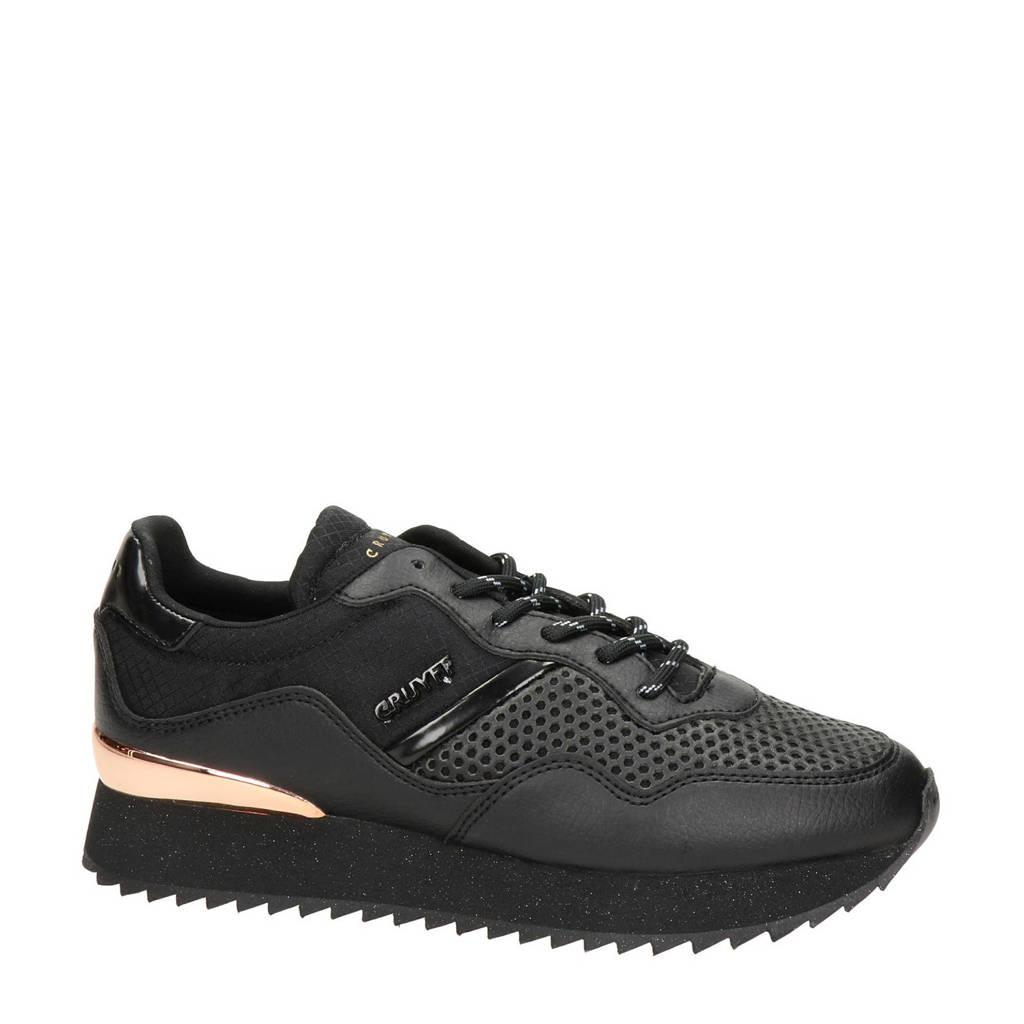 Cruyff Wave  sneakers zwart/goud, Zwart/goud