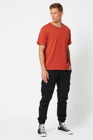 T-shirt Evan oranje