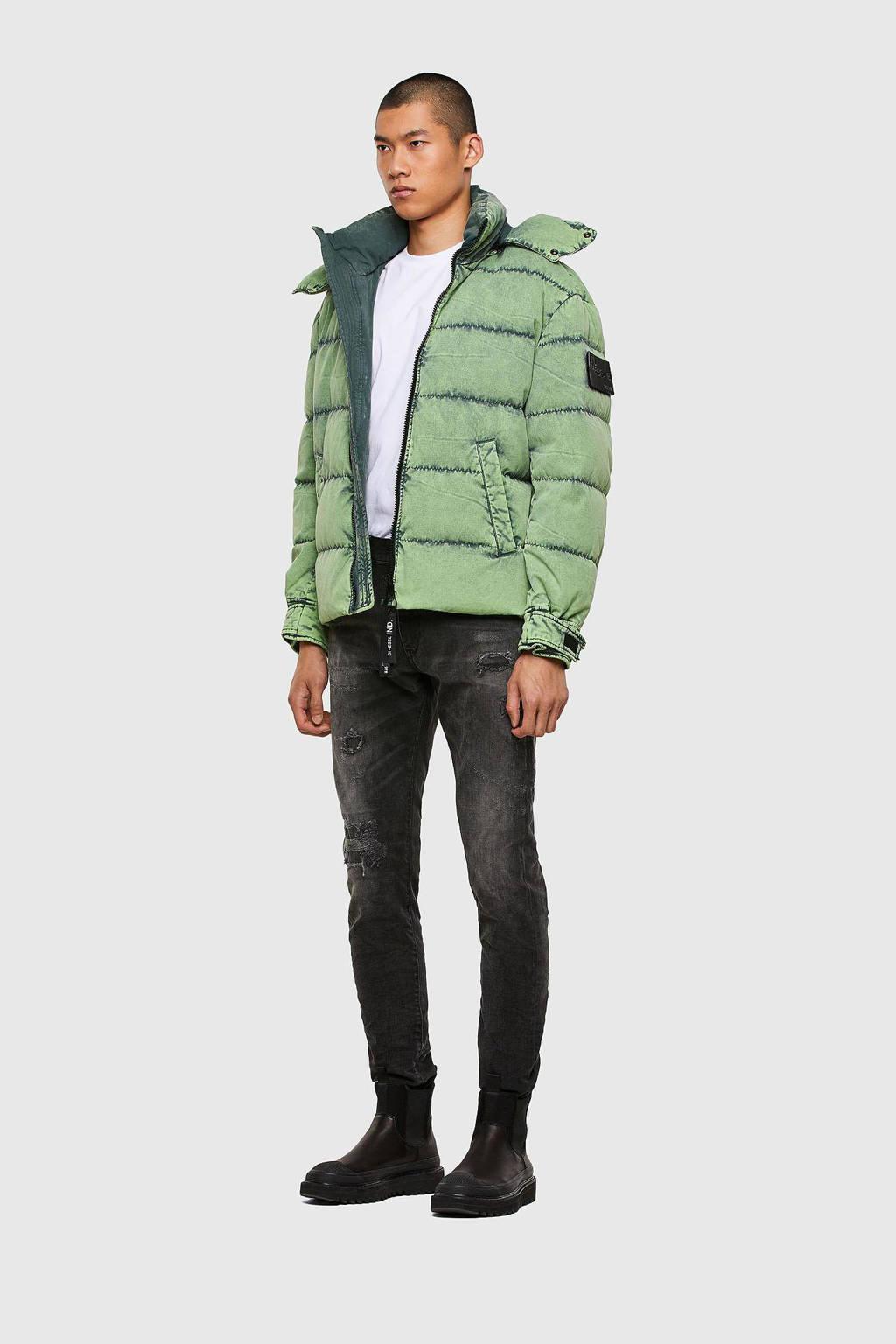 Diesel jas groen, Groen