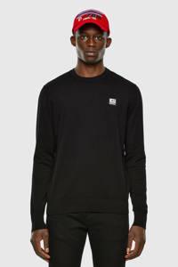 Diesel trui zwart, Zwart