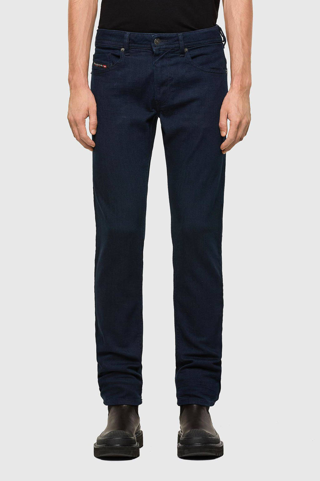 Diesel slim fit jeans Thommer 01 / dark blue, 01 / Dark Blue