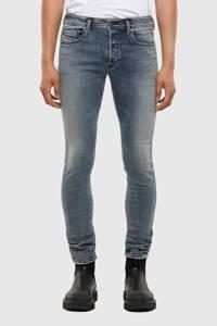 Diesel skinny jeans Sleenker-X bright blue, Bright Blue
