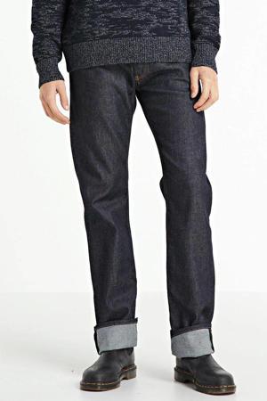 straight fit jeans Larkee-X dark blue