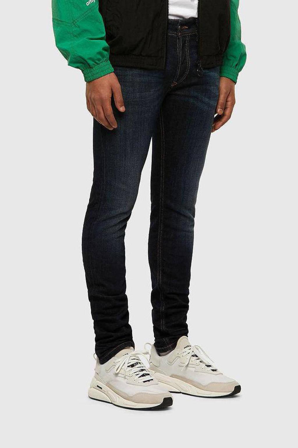 Diesel skinny jeans Sleenker-X mid blue, Mid blue