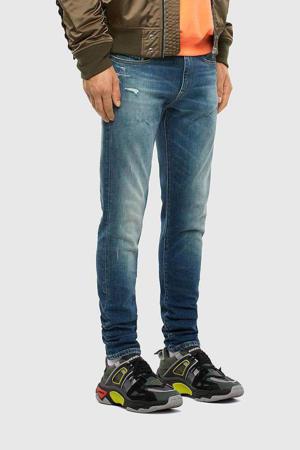 slim fit jeans D-Strukt 01 / mid blue