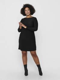 ONLY CARMAKOMA jurk CARDARY zwart, Zwart