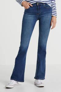 Lois high waist flared jeans Raval-16 dark stone, Dark stone