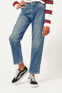 America Today Junior loose fit jeans Kathy stonewashed, Stonewashed