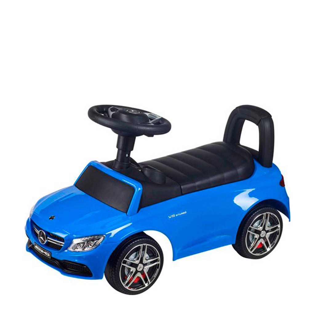 Cabino  Mercedes AMG loopauto blauw