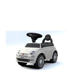 Fiat 500 loopauto wit