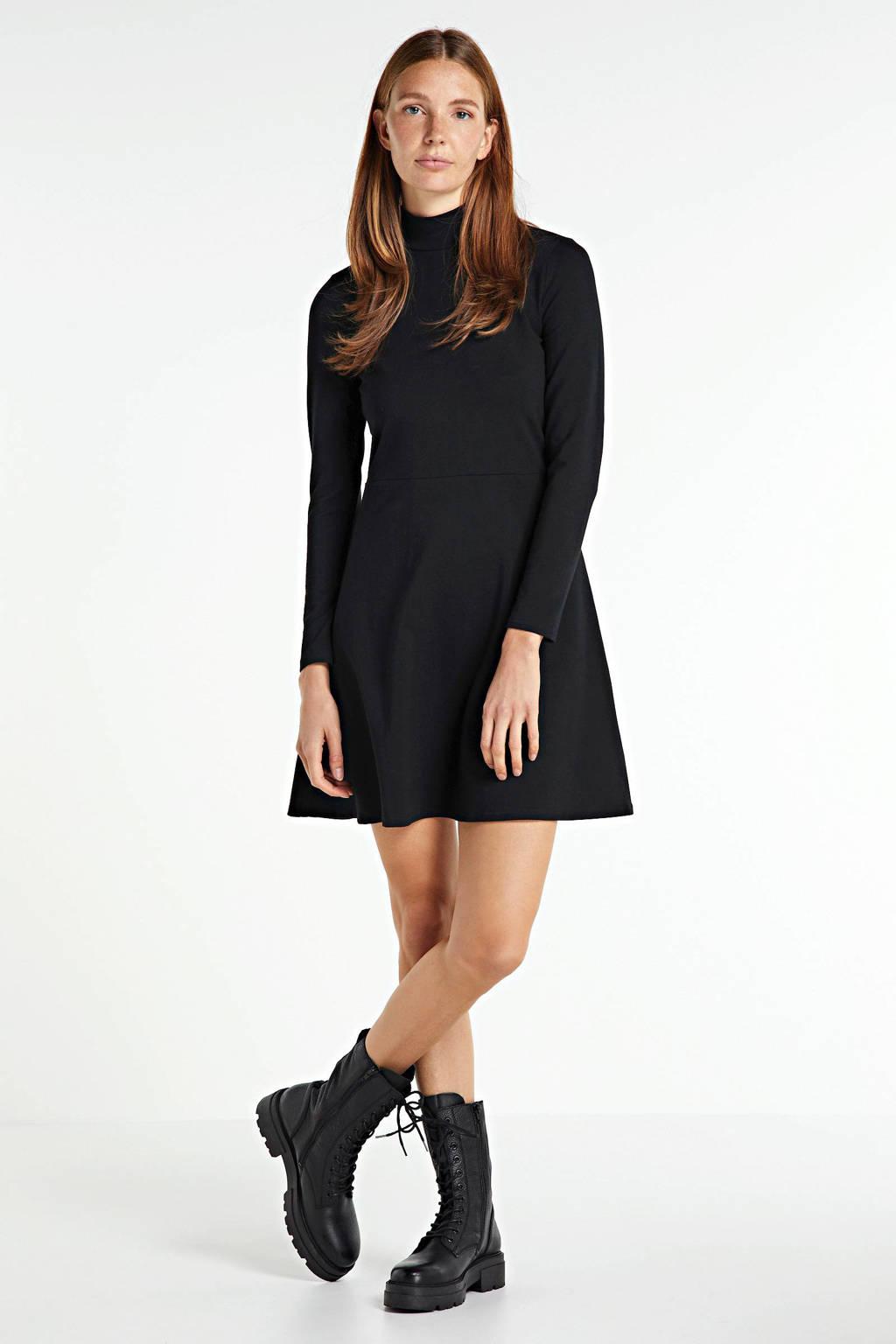 GAP A-lijn jurk true black, True black