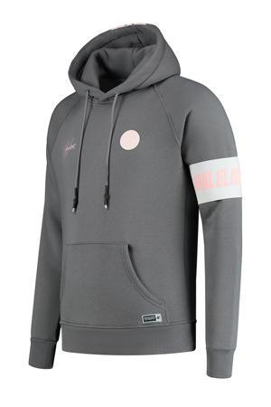joggingpak Captain grijs/roze