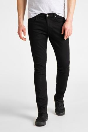 slim fit jeans Luke zwart