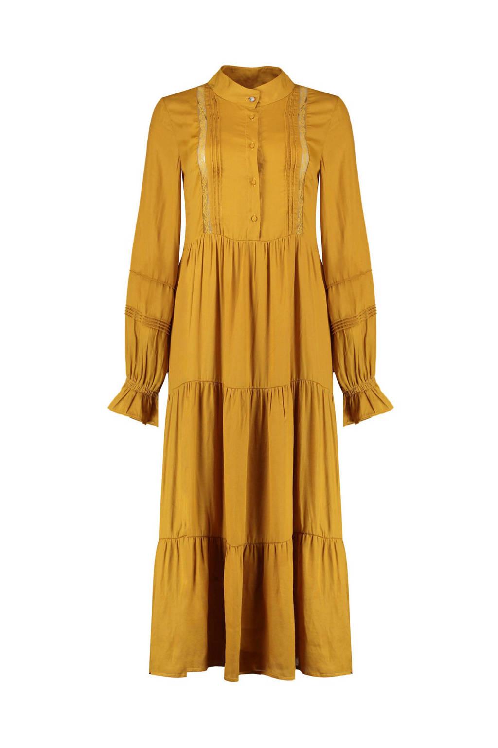 HARPER & YVE jurk Yve geel, Geel