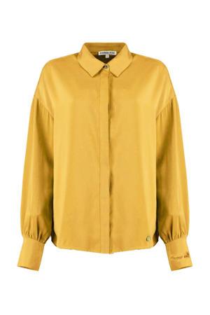 blouse Yve geel