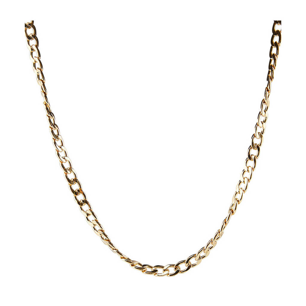 PIECES ketting PCNIBY goud, Goud