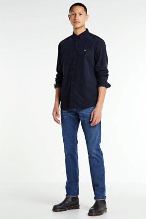 slim fit jeans Ralston don't forget blauw