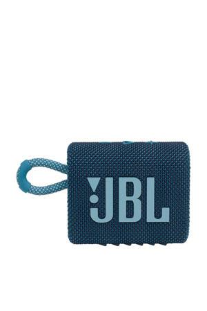 Go 3  Bluetooth speaker (blauw)