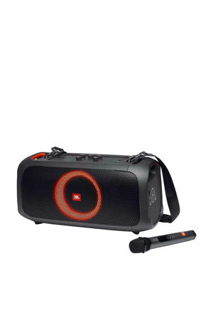 PartyBox On-The-Go  Bluetooth speaker (zwart)