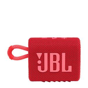 Go 3  Bluetooth speaker (rood)