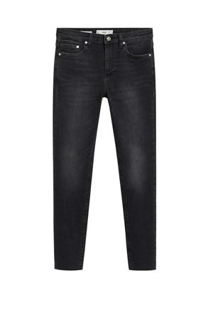 cropped skinny jeans Isa grijs