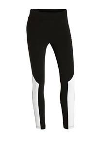 ONLY PLAY 7/8 sportbroek Jimena zwart/wit, Zwart/wit