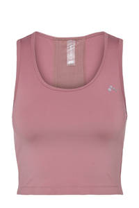 ONLY PLAY cropped sporttop oudroze, Oudroze
