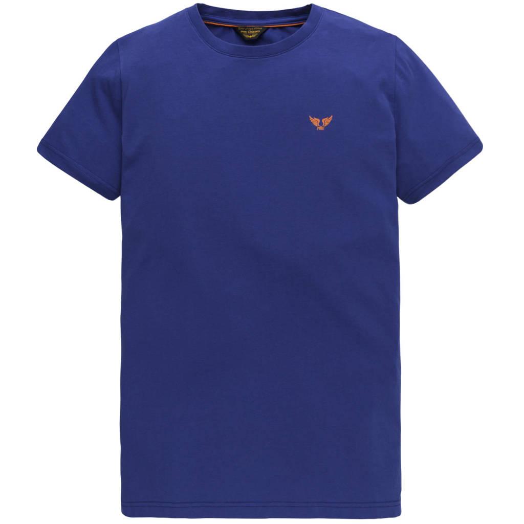 PME Legend T-shirt kobaltblauw, Kobaltblauw